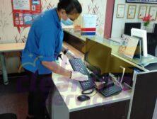 Perkhidmatan Cuci Rumah Dan Pejabat Di Selangor