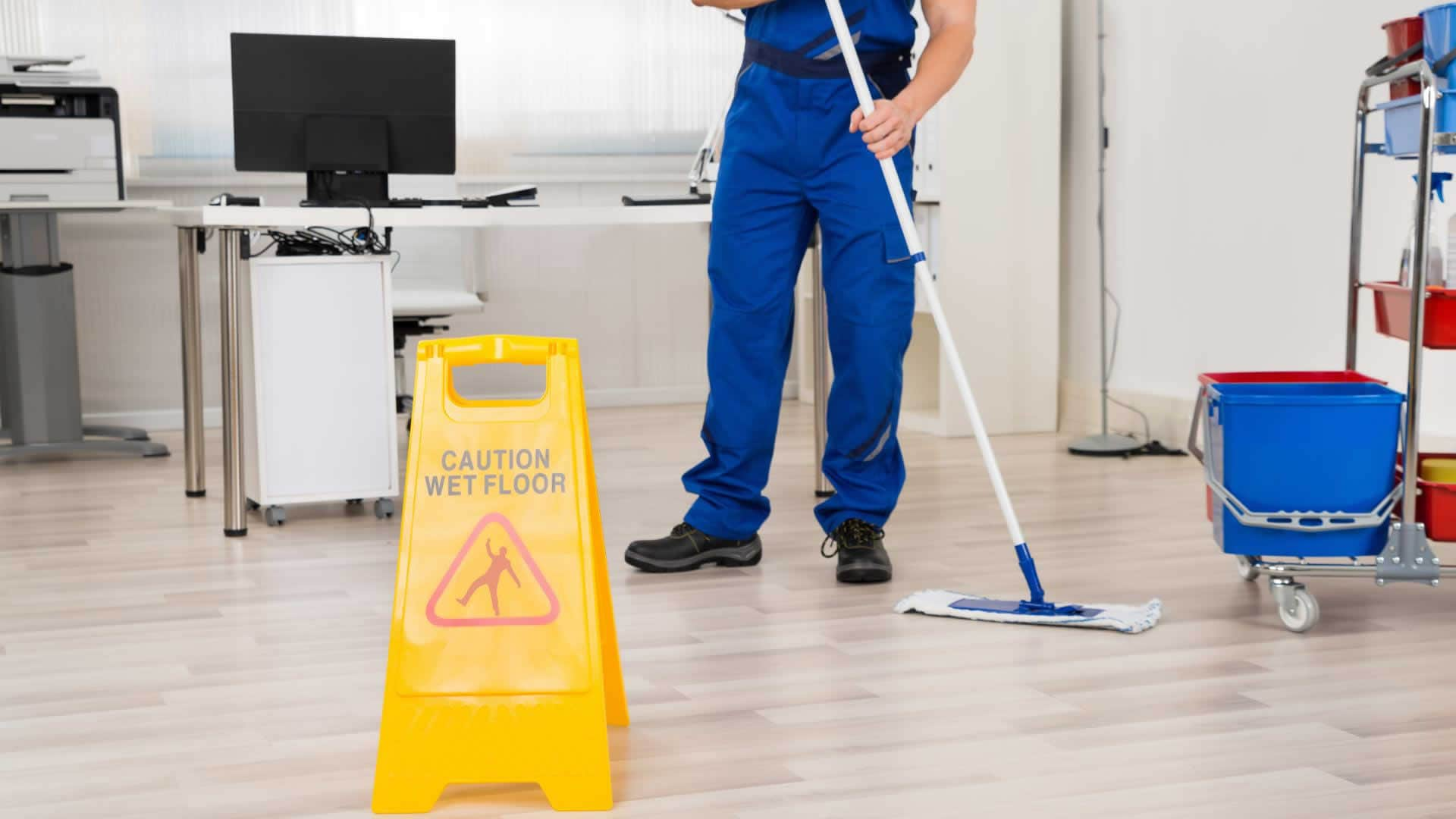 Office Cleaning Services Johor Bahru