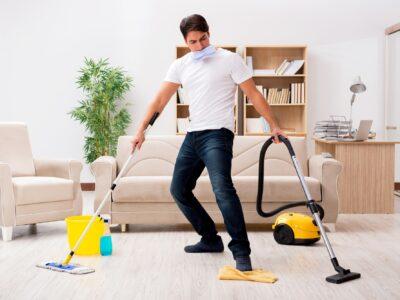 Tips Bersihkan Rumah