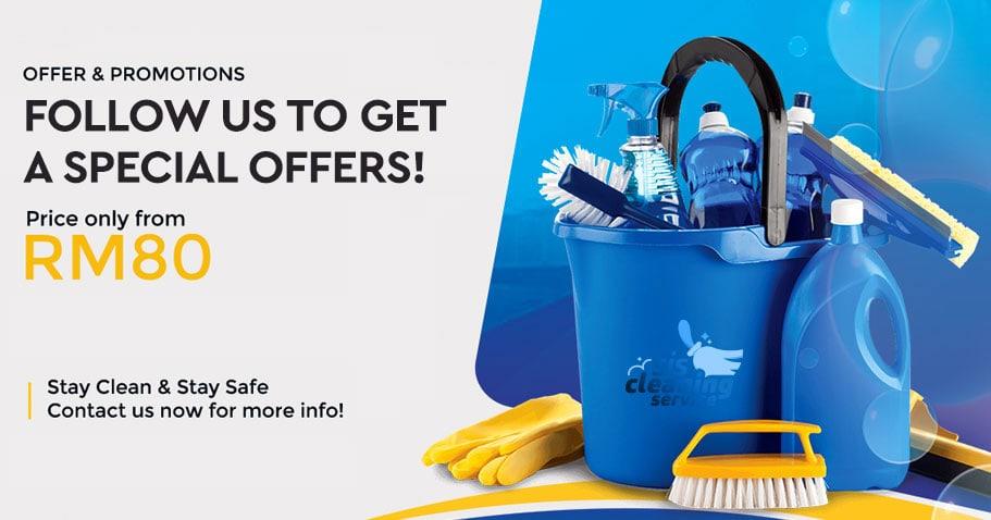 Cleaning Service USJ Selangor