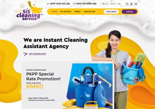 Cleaning Agency In JB & USJ