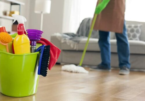 Home Cleaning Service Near Me